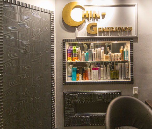 Chin Generation hair salon pacific mall store